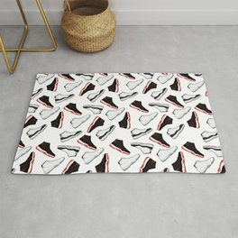 Jordan 11 - Multi Color - Pattern Rug