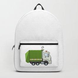 GarbageTruck Backpack