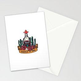 Modelo Colorido Mexicano Vintage Stationery Cards