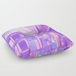 City Pop Kyoto Floor Pillow