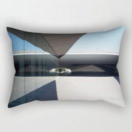 modern reflection - tenerife Rectangular Pillow