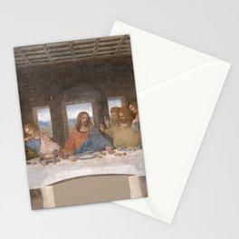 Leonardo da Vinci - L'Ultima Cena di Stationery Cards