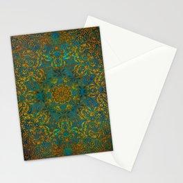 Magic 1 mandala #mandala #magic Stationery Cards