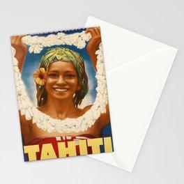 affiche Tahiti Stationery Cards