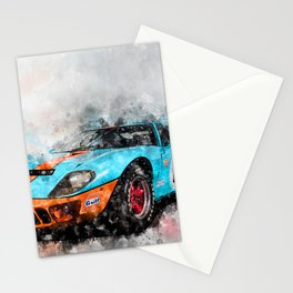 GT40 Stationery Cards