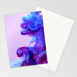 Ink Drops Stationery Cards