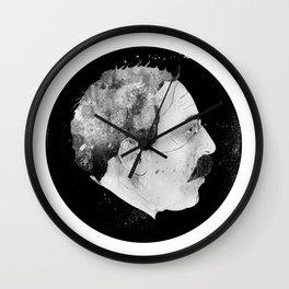 Mugshot Vampire Wall Clock