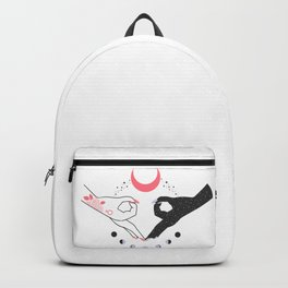Moon Girl Gang Backpack