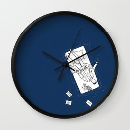 Maybe I should let you go Wall Clock