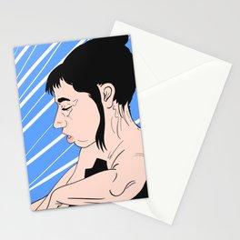 Milena Portrait Stationery Cards