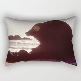 CALIFORNIA GARRAPATA BEACH NARA 543311 Rectangular Pillow