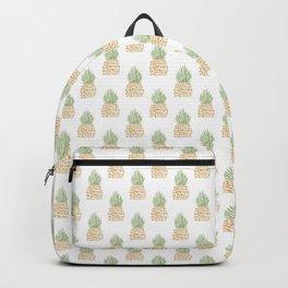Abstract Pineapple II Backpack