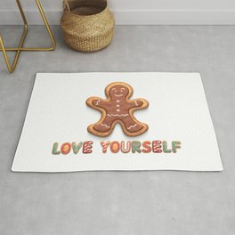 Love Yourself: BTS Christmas Cookies! Rug