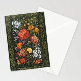 Persian Flower Miniature Stationery Cards
