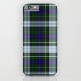 Clan MacKenzie Tartan iPhone Case