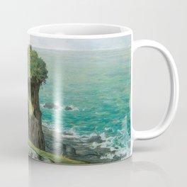"Jean-François Millet ""Cliffs of Gréville"" Coffee Mug"
