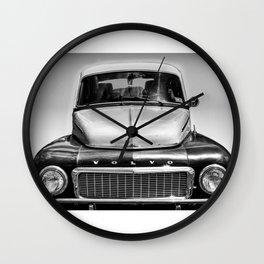 Vintage Automobile 3 Wall Clock