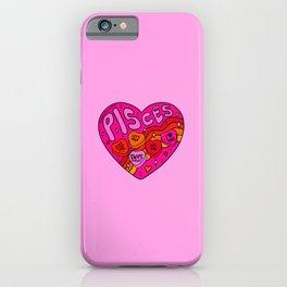 Pisces Valentine iPhone Case