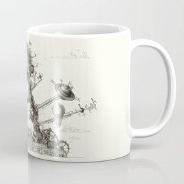 Orrery Coffee Mug