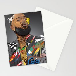 Nip Hussle The Great Stationery Cards