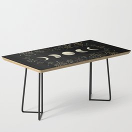 Moonlight Garden - Olive Green Coffee Table