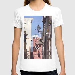 Sicilian Mountainvillage - Forza d'Agro T-shirt