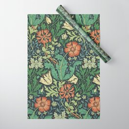 "William Morris ""Compton"" Wrapping Paper"