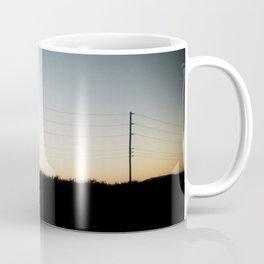 Interstate-5 II Coffee Mug