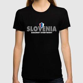 Slovenia Against Everybody T-shirt