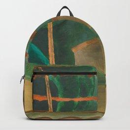Arthur Dove Fishboat Backpack