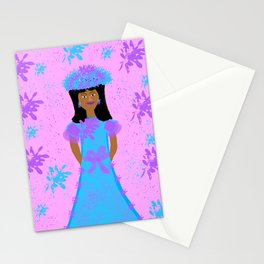 Princess Kennedy Stationery Cards