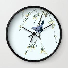 Chirpy Wall Clock