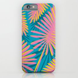 Bright Tropicals iPhone Case