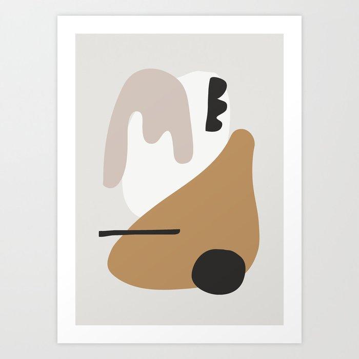 abstract minimal 17 Kunstdrucke