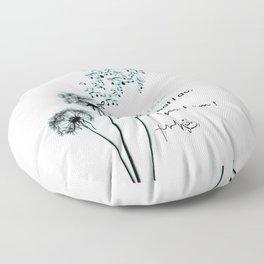 Music Floor Pillow