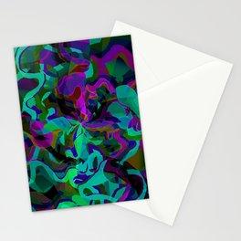 Midnight Vape Stationery Cards