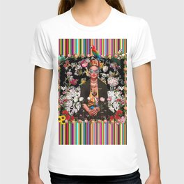 Frida OTT Kahlo You Are Too Much T-shirt