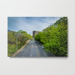 Howard Street Metal Print