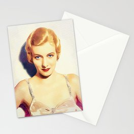 Karen Morley, Vintage Actress Stationery Cards