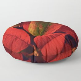 Christmas Plant Floor Pillow