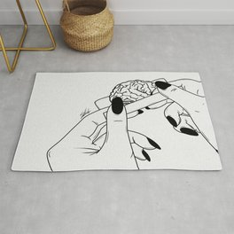 Rolling your mind. Rug