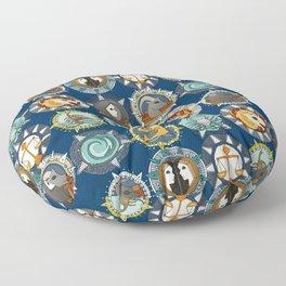 ASTROLOGY Floor Pillow