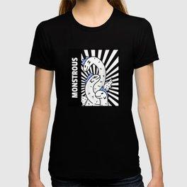 Monstrous Sea Monster T-shirt