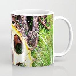 Sprocket - Gear head glory. Coffee Mug