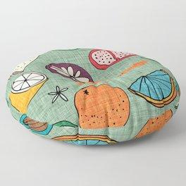 Pop Fruit Green Floor Pillow