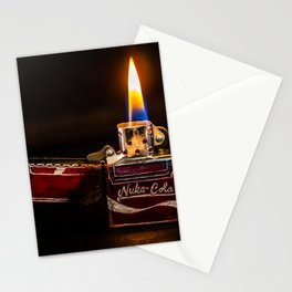 Need a Light. Stationery Cards