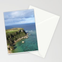 Coastal Shallows Stationery Cards