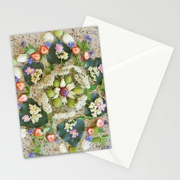 Nature Mandala: June Stationery Cards