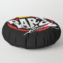 Dart Darts King Dad Father Son Dart Player Sports Floor Pillow