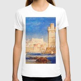 Rhodos - Joseph Mallord William Turner T-shirt